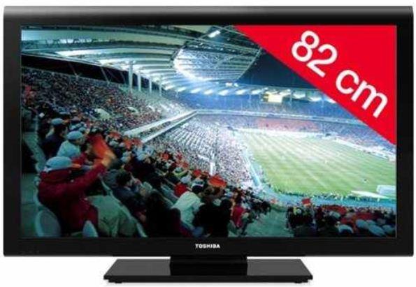 [MeinPaket] 32 TV: Toshiba (HD Ready, 50Hz, DVB T/C, CI+) inkl. Versand 211,41€!