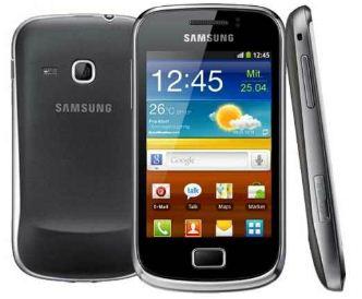 Android 2.3 Smartphone, Samsung Galaxy mini 2 S6500, 3.2 MP Kamera, inkl. Versand 99,90€