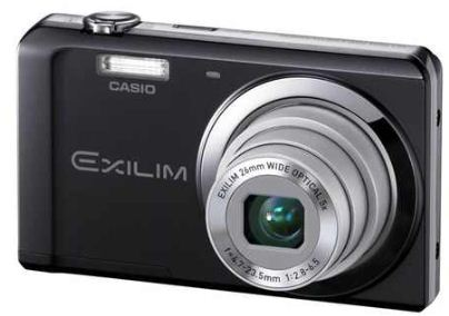 [ebay Wow] 14,1 MP Digitalkamera: Casio Exilim EX ZS 5, 5x opt. Zoom, inkl. Versand 59€