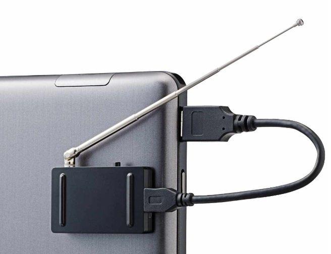 [ebay Wow] Android: Elecom DVB T Receiver inkl. Versand 44,90€