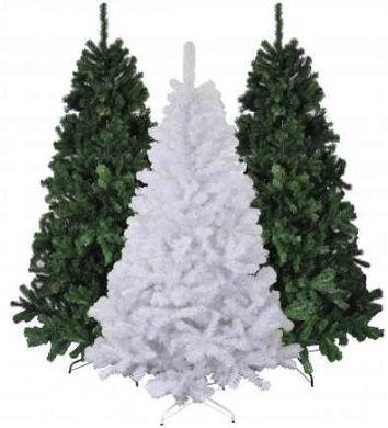 [ebay Wow] künstlicher Weihnachtsbaum: BURI 180cm (naturgetreue Nachbildung in grün oder weiß) inkl. Versand 39,95€