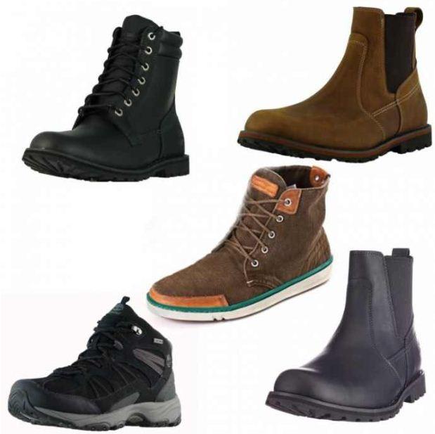 [ebay Wow] Herren Winterschuhe: Timberland (Stiefel, Chelsea Boots, Chukka & Gore Tex) Gr. 40 bis 50, inkl. Versand 69,95€