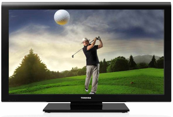 [Amazon] 40er FullHD TV: Toshiba 101,6 cm (Full HD, DVB T/ C, CI+) inkl. Versand 299,99€