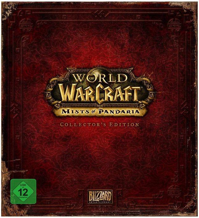 [Amazon] Add On: World of WarCraft: Mists of Pandaria inkl. Versand 39€