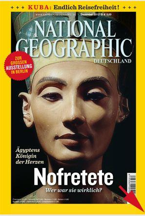 [Abo] Wieder da: National Geographic für 9,60€ durch Verrechnungsscheck!