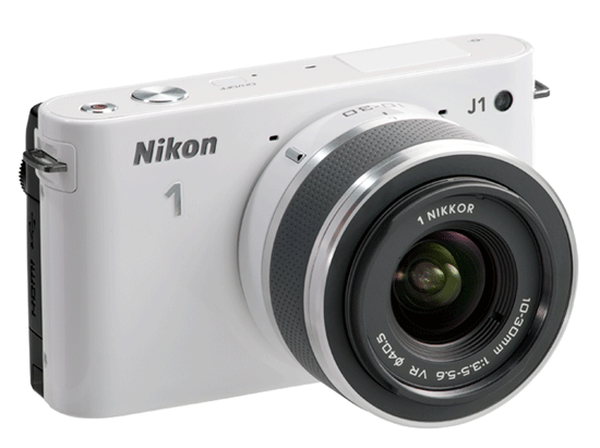 [Amazon] Nikon Systemkamera: 1 J1 inkl. Nikkor VR 10 30mm Objektiv für 299,97€ inkl. Versand