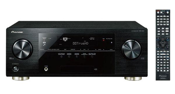 Pioneer VSX 922 K   7.2 AV Receiver (Air Play, DLNA) inkl. Versand für 269€