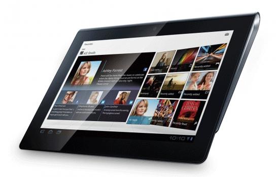 Sony Tablet S (3G, 16GB, WiFi) für 339€ inkl. Versand