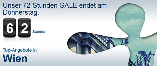[Expedia] 72 Sale + 10% Rabatt für Übernachtungen in Berlin, Amsterdam und Wien