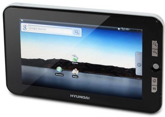 Hyundai Media Pad MB 9730 3G/WiFi Android 1.5 Tablet für 44,90€ inkl. Versand