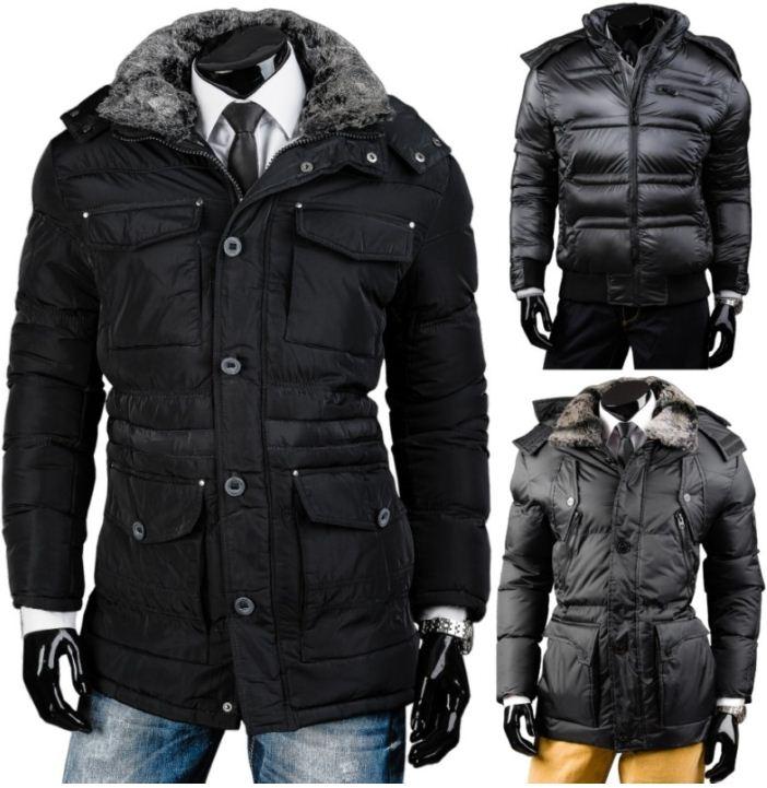 BODY MAN   Herren Winter Jacken für je 29,95€