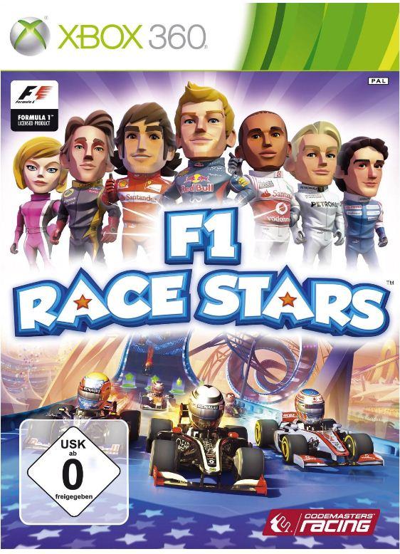 [Amazon] Xbox 360/PS3 Games: F1 Race Stars inkl. Versand nur 29,99€!