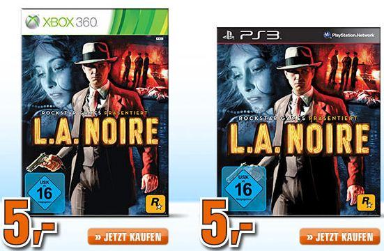 [Saturn Late Night Shopping] Hammer Angebote! BEATLES 111€, Spiderman BR Trilogie im Steelbock 12€ & L.A. Noire nur 5€!