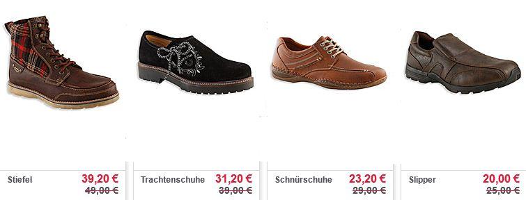[C&A Online] 20% Rabatt auf Schuhe & Socken: Bis Sonntag VSK frei!