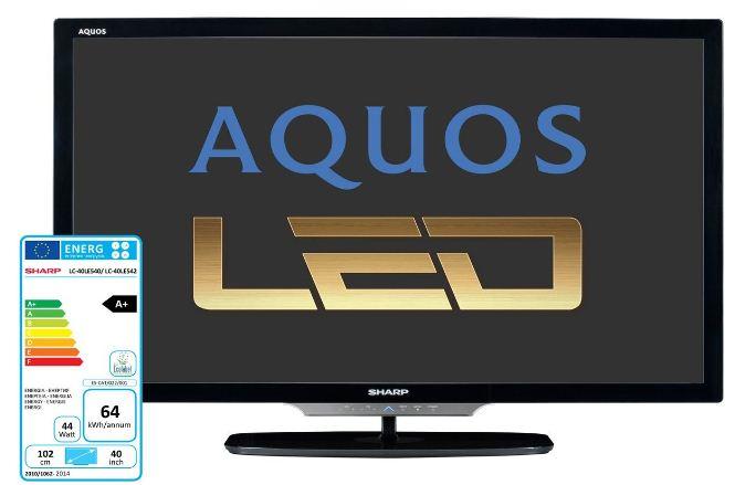 [Amazon] TV Deal des Tages: 40er Sharp 102 cm (Full HD, 100Hz, DVB T/C/S2, SmartTV)inkl. Versand 449€