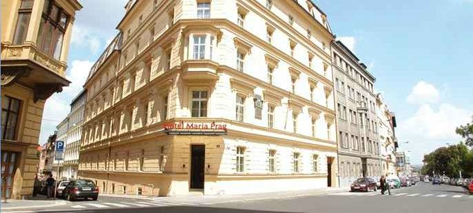 [ebay Wow] Hotelgutschein: 2 Personen, 2 Übernachtungen im 4* Falkensteiner Hotel Maria in Prag für nur 99€