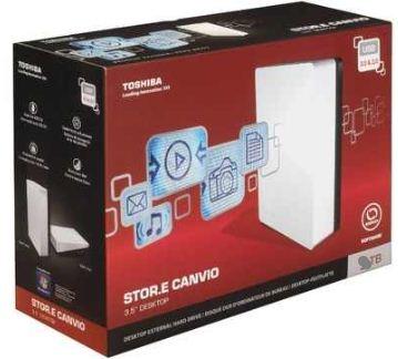 [ebay Wow] 3,5″ externe Festplatte: Toshiba STOR.E Canvio 2TB, USB 3.0 inkl. Versand 79,99€