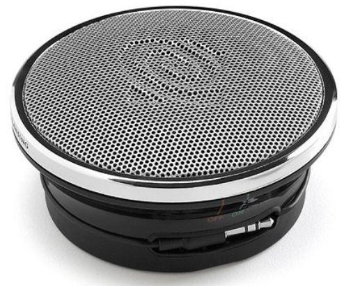 [Amazon] Altec Lansing iM207 Orbit: Mini Lautsprecher für iPod und MP3 Player inkl. Versand 9,99€