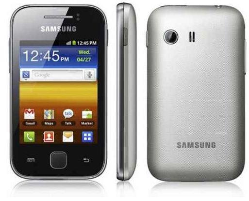 Update! Samsung Galaxy Y S5360 für 33,95€   günstiges Einsteiger Smartphone mit Android 2.3