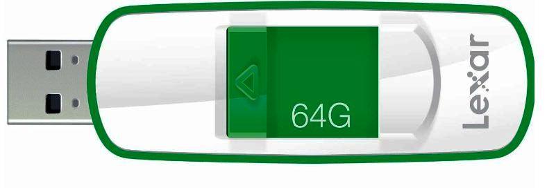[MediaMarkt] Knaller! Nur diese Nacht: Lexar 64GB USB Stick S73 für 20€
