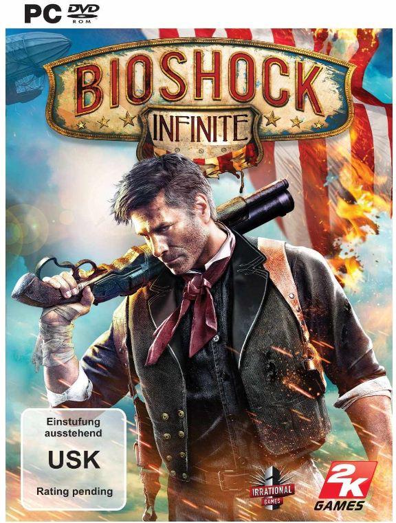 [Amazon] Tipp: Vorbestellungs Aktion von BIOSHOCK 3 infinite!