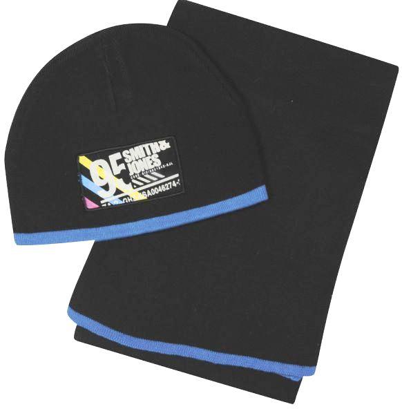 [THEHUT] Herren: BOXFRESH Jacke, Schal & Mütze von SMITH & JONES, inkl. Versand ab 9,05€!