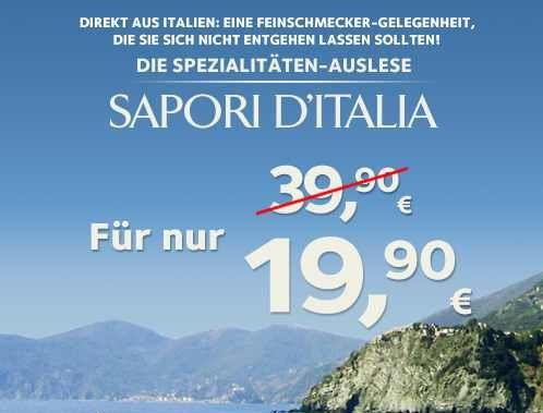 [Olio Carli] Italienische Spezialitäten im Probierpaket inkl. Versand 19,90€ statt 39,90€