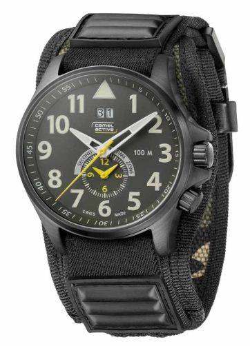 [Amazon Blitzangebote] Heute ab 09Uhr: Camel Active Herren Armbanduhr 51,99€ (Vergleich 215€)!