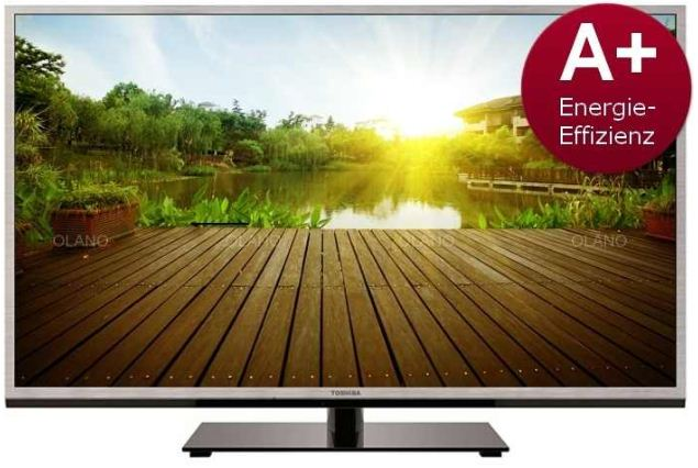 [Amazon] 3D TV Deal des Tages: 40″er TV 40 Zoll: Toshiba 40TL938G (Full HD, 200Hz, USB, CI+, Smart TV) inkl. Versand 455€