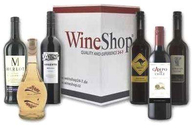 [ebay Wow] Probierpaket mit 6 Weinen aus aller Welt (Rotwein & Weißwein) inkl. Versand 19,99€