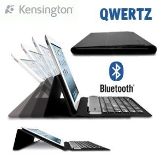[iBOOD] Kensington KeyFolio Expert: Bluetooth Tastatur für iPad, iPad2, iPad3 inkl. Versand 45,90€