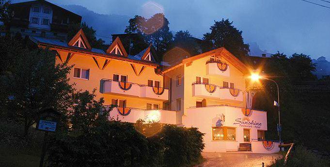 2 Personen 2 Nächte im 4*Berg  & Naturerlebnis Hotel Sunshine in Tirol nur 89€