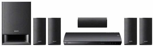 [Amazon] 3D DVD/Blu ray 5.1 Heimkinosystem: Sony BDV E290 inkl. Docking Station für iPhone/iPod und Versand 199,97€