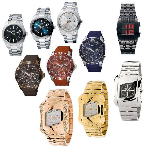 Markenuhren  ebay Wow] Damen und Herren Marken Uhren: Esprit, Cerruti und ...