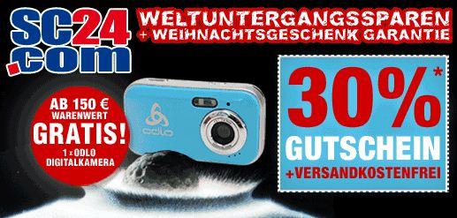 [SC24.com] Nur Heute! 30% Facebook Gutschein inkl. Versandkostenfrei!