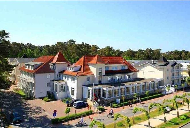 [ebay Wow] Hotelgutschein: 2 Personen 2 Nächte 4* Strandhotel Baabe (Nebensaison) für 129€