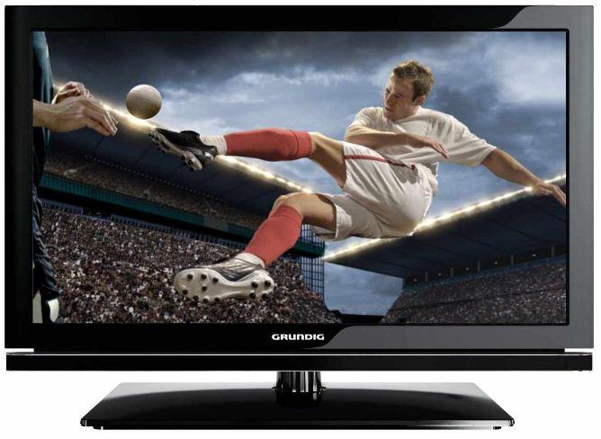 [Amazon] TV Deal des Tages: 22″er Grundig 55 cm (Full HD, 100 Hz PPR, DVB T/C/S2) inkl. Versand 249€