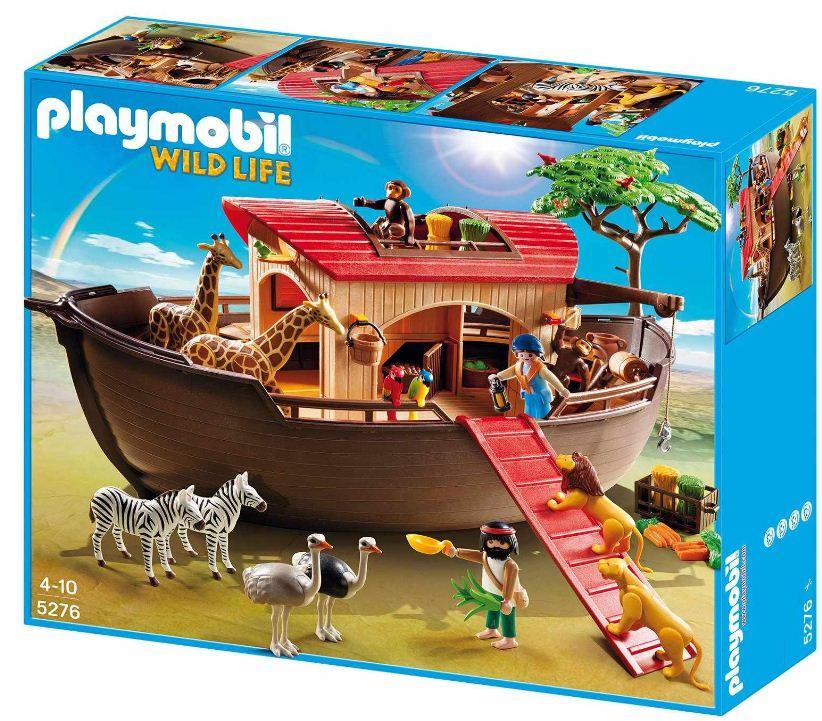 [Galeria Kaufhof] Sonntags Deal: Playmobil 5276   Große Arche der Tiere, inkl. Versand 34,99€