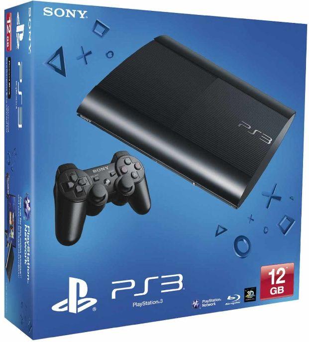 PS3 SuperSlim 12GB Bundle mit FIFA 13 nur 188€!