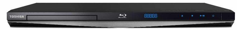 [Amazon] 3D Blu ray Player: Toshiba (Full HD, DivX HD, DLNA, WLAN Ready, USB 2.0) inkl. Versand 59,69€