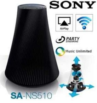 [dealclub] kabelloser Lautsprecher: Sony SA NS510 mit DLNA, Airplay und Akku inkl. Versand 208,90€