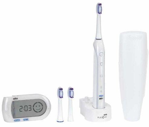 [ebay Wow] Elektrische Zahnbürste: Braun Oral B Pulsonic, Smart Series Guide (Schallzahnbürste) inkl. Versand 57,99€