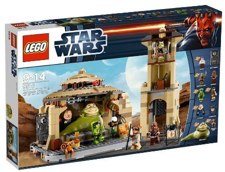 LEGO: Star Wars 9516   Jabbas Palace für 90,16€ inkl. Versand
