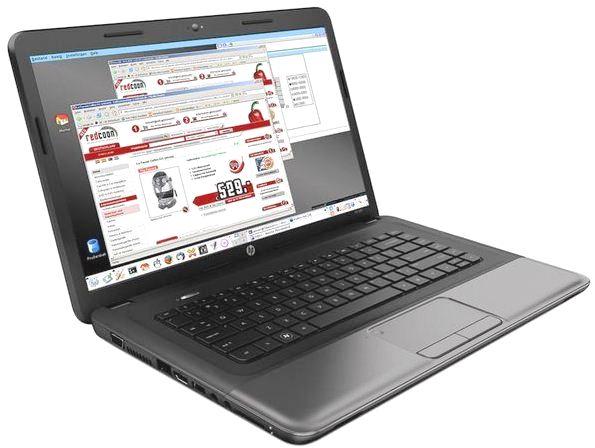 [ebay Wow] 15,6 Notebook: HP Compaq 655 (C4X91EA), mit CPU E2 1800, 500GB, 4GB, inkl. Versand effektiv nur 229€
