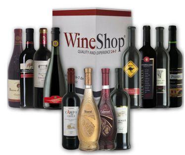 [ebay Wow] 12er Weinset: Weltreise Rotwein & Weißwein inkl. Versand 39,90€