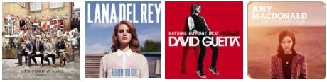 Die besten Alben 2012 bei Amazon als MP3 Download nur 5€/Album