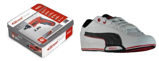 [MeinPaket] OHA Deals! Carrera Akkuschrauber für 24,99€ und Puma Ducati Sneaker für 29,61€ inkl. Versand