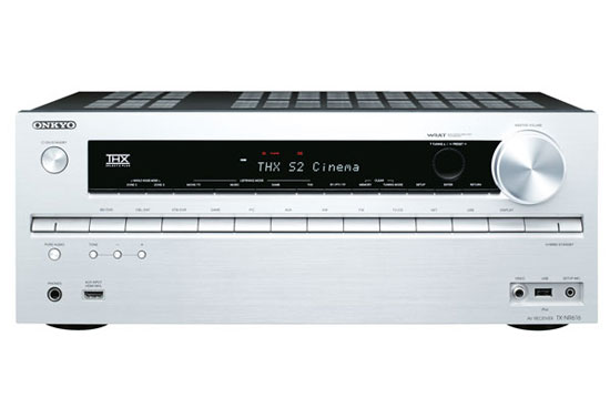 [Update!] 3D 7.2 Heimkinoreceiver: Onkyo TX NR 616 (Netzwerk, 165 Watt pro Kanal) inkl. Versand 369€