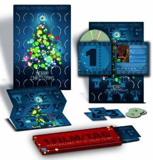 DVD Adventskalender mit 24 DVDs für 25€ inkl. Versand