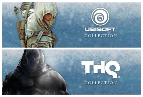 [Steam] Wintersale   z. B. Ubisoft Collection für 89,99€ oder THQ Collection für 24,99€